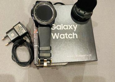✅✅Samsung GALAXY watch 46mm + eSIM/LTE v ZÁRUKE ✅✅
