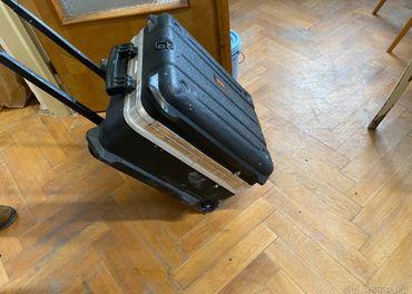 Elektro náradie,kufrík servisny