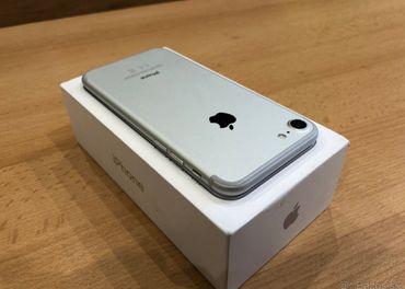 iPhone 7 32Gb Silver + záruka