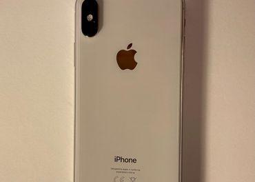 iPhone XS Silver, 256GB