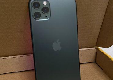 iPhone 11 Pro Max 512gb Green TOP STAV
