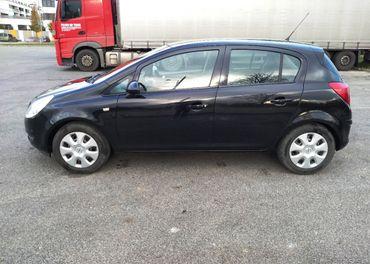 Opel Corsa 1.2 16V, 59kW, kupene v SR, 154000km
