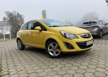 Opel Corsa D 1,2 benzín 63KW 55000km