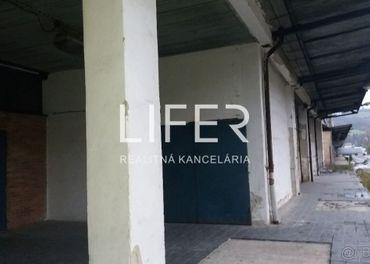 Realitná kancelária LIFER ponúka na prenajom výrobnu halu v
