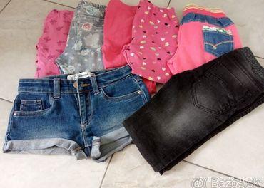 Balík nohavíc veľkosť 116