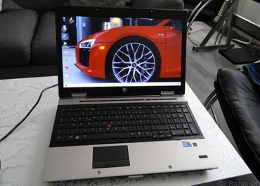 15.6 HP 8540p / Core I7 / 6GB Ram / 500GB HDD / NVidia Gr