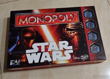 Spolocenska hra Monopoly: Star Wars