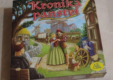 Spolocenska hra Kronika panstvi (Village)