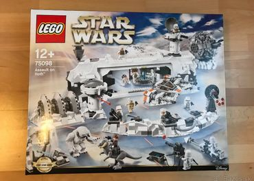 LEGO Star Wars Assault on Hoth (UCS) (75098) - Nové