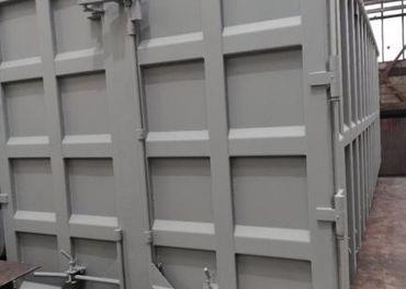 Kontejner 40m3-ODBĚR IHNED-vysoká kvalita