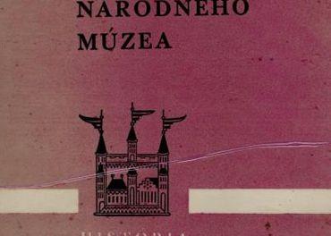 Zborník Slovenského Národného Múzea - História