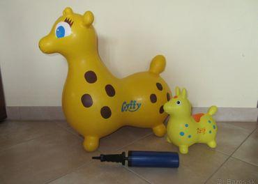 Predám detské hopsadlo GIFFY