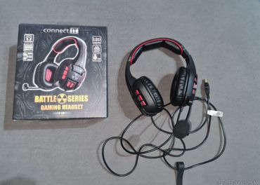 Sluchadla CONNECT IT battle series