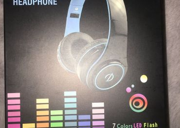 Digital MP3 headphone