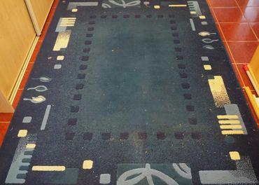 PREDAM KVALITNY MODRY KOBEREC, ROZMER 2,20 x 1,70 M