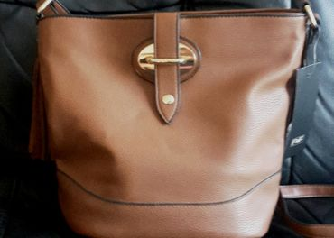 Hnedá kabelka F&F