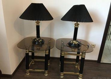 Dotykové lampy,2ks,57x47x14cm