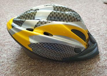 Cyklistická helma - vel. S/M