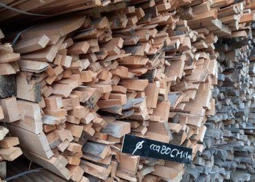 Palivové drevo -odrezky