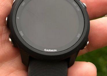 garmin forerunner 245 grey