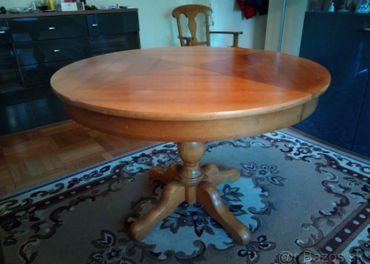Jedalenske stol+stolicky