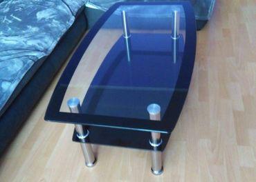 Predám sklenený stolík do obývačky