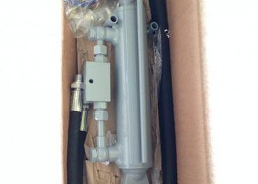 Hydraulický tretí bod včetně hadic + rychlospojek 410-570 mm