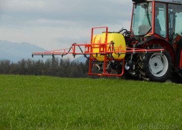Postrekovač AGS 200 litrů+ za traktor, malotraktor