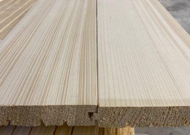 Tatranský profil podlaha terasove dosky zrub