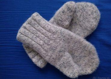 [TOP] Vlnene rukavice Dachstein