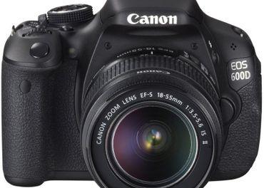 Canon EOS 600D + EFS 17-85mm f/4-5.6 IS USM Macro 0.35m