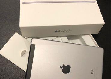   iPad Air 2 Space Gray 64gb Celuar TOP Stav 