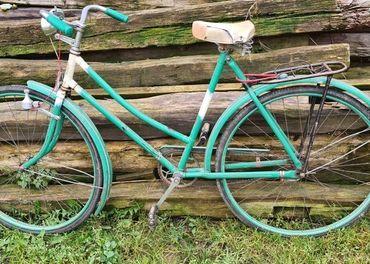 dámsky retro bicykel Velamos