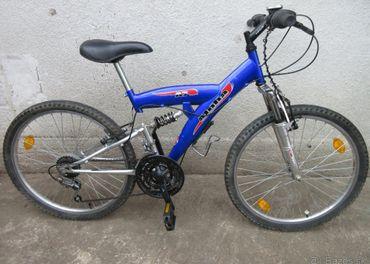 Celoodpruzeny Horsky Bicykel  24