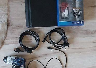Predam PS4 slim 1TB + 1 hra