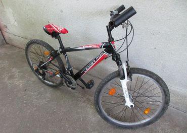 Odpruzeny Horsky Bicykel Leader Fox 24