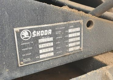 Predám Škoda kompresor SKE200S