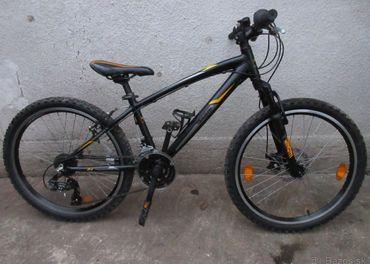 Odpruzeny Horsky Bicykel DINOTTI