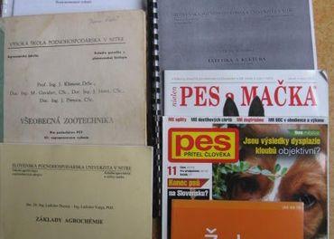 naučná, časopisy