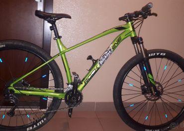 Horsky bicykel Rockmachine 29