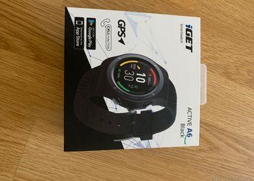 iGET Smartwatch ACTIVE A6 Black