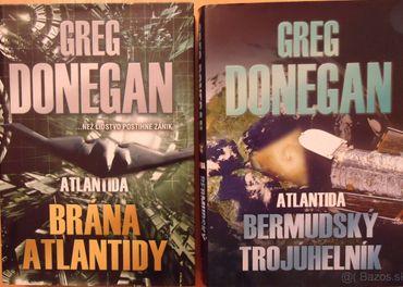 Greg Donegan - Atlantida - dva diely