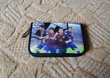 FC Barcelona suveníry