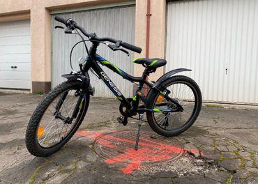 "Detský bicykel Genesis 20"""