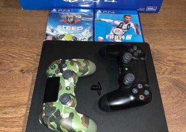PS4 verzia Slim