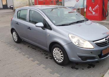 Opel corsa 2007 1,2  59 kw
