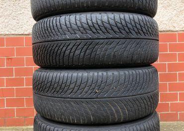 235/50 r19 zimne pneumatiky 99%dezen