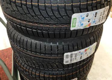 NOVÉ Zimné pneu 225/55R17 NOKIAN Tyres