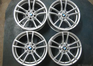 Nové M-kové r18 BMW 5-rada F10,F11 8,5J ET27 Styling 640