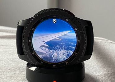 Samsung Galaxy Watch Gear S3 Frontier
